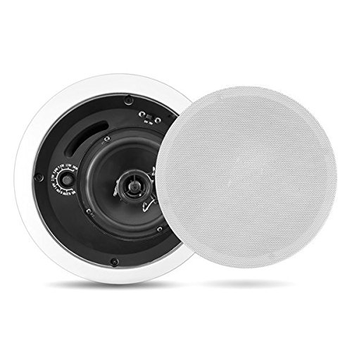 Fantastic Deal! Pyle Home PDPC8T In-Ceiling Enclosed Speaker System with Transformer