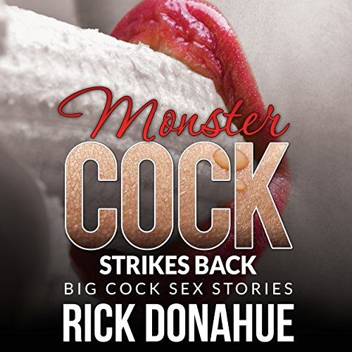 Monster Cock Strikes Back audiobook cover art