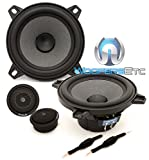 Focal ISN 100 4' 40 Watts RMS Component Speakers System