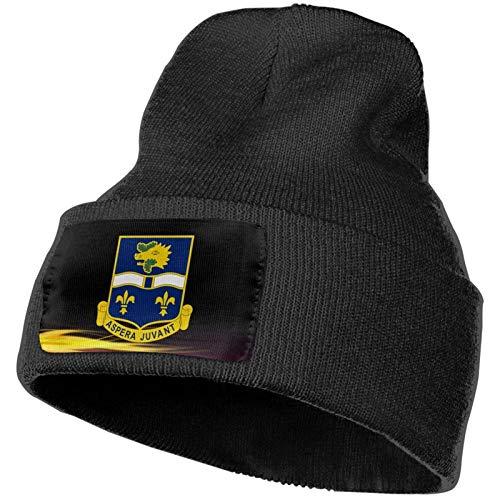 Unisex Strickmütze Fashion Skull Cap Strickmützen - 326Th Infantry Regiment (USA)