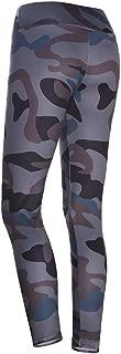 Sanwooden Comfortable Yoga Pants Sports Women Camouflage Print Leggings Push Up High Waist Slim Yoga Pants Tights Pants