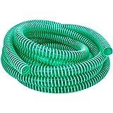 awm Saugschlauch - 10 Meter Grün 1 1/4' (32mm) Spiralschlauch Förderschlauch Druckschlauch *32/38