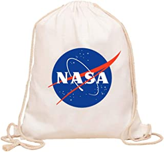 Nasa Backpack For Adult/Kid/Girl/Men/Women/School With Drawstring