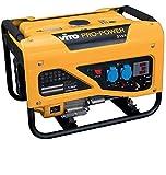 VITO Professional 3Kva Generatore di corrente a benzina 2700 W 6,5 CV (VIG38L 3kVA)