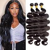 20 22 24 inch Body Wave Human Hair Bundle Deals Bundles Unprocessed...