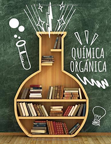 Química Orgánica libros: Cuaderno Con Hoja Hexago