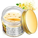 BIOAQUA Gold Osmanthus Lemon Eye Mask 80 Pcs Women Collagen Gel Protein Nourishing