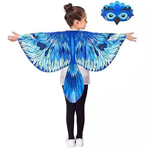 Bird-Costume Eagle-Wings for Kids and Headband,...