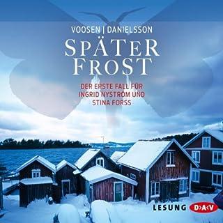 Später Frost Titelbild