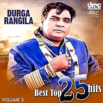 Best Top 25 Hits Vol. 2 - Durga Rangila