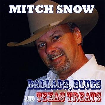 Ballads, Blues and Texas Treats