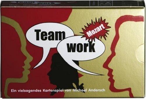Adlung Games 76027 - Teamwork: Mozart