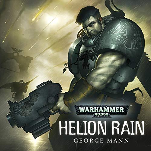 Helion Rain audiobook cover art