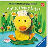 Mein liebstes Fingerpuppenbuch: Hallo, kleine Ente!