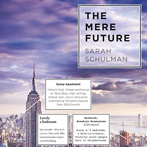 The Mere Future audiobook cover art