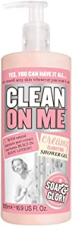 Soap & Glory Clean On Me Creamy Clarifying Shower Gel - 16.2oz, pack of 1