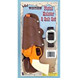 Forum Novelties Single Toy Gun Holster Set