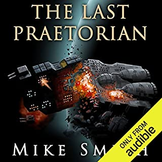 The Last Praetorian audiobook cover art