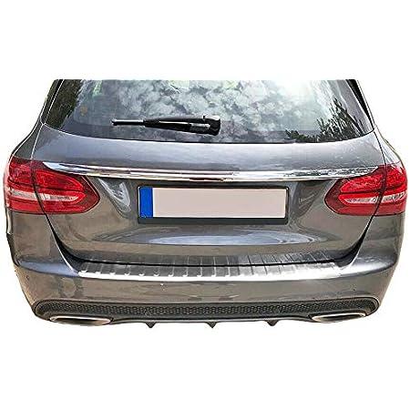 Recambo Ct Lks 1450 Ladekantenschutz Edelstahl Matt Für Mercedes C Klasse S205 T Modell Ab 2014 Large Auto