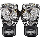 Boxing gloves Guantes de Boxeo 6/8/10 / 12OZ Guantes de formación Profesional...