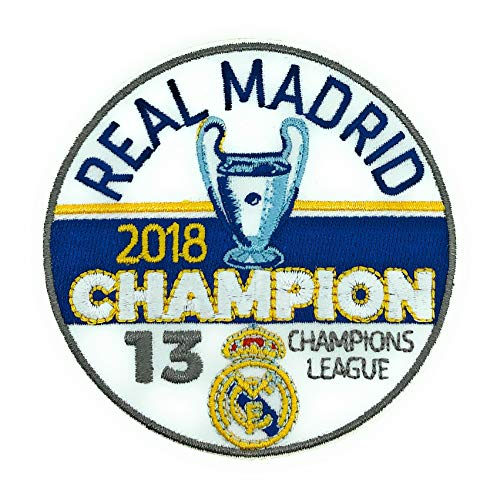 Real Madrid accesorios: pin Real Madrid, gemelos Real Madrid, llavero Real Madrid, parche termoadhesivo Real Madrid. Varios modelos y packs