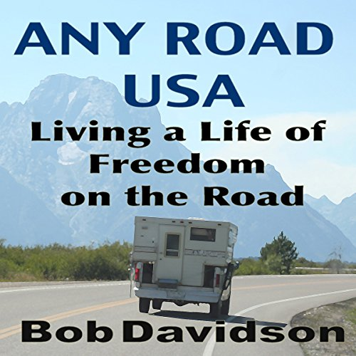 Any Road USA audiobook cover art