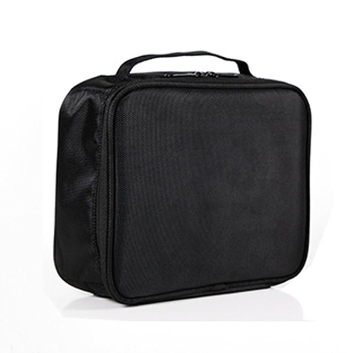 差別的症候群期待して多機能ポータブルメイクアップバッグ防水化粧品収納ケースメイクオーガナイザーアーティスト毎日旅行用