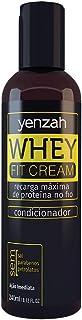 Condicionador Whey Fit Cream, Yenzah, Branco