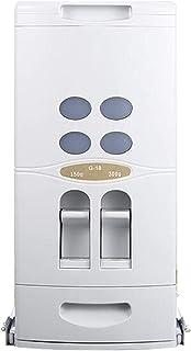 WECDS-E Armoire boîte à Riz Cuisine intégrée Seau à Riz tiroir de ménage boîte de Rangement de Riz Armoire à Riz Panier à ...