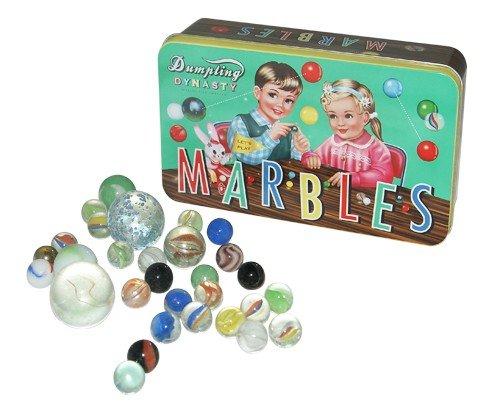 Cotton Candy Marbles Set - Murmeln