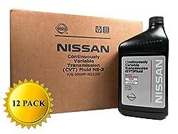commercial Original Gear Oil Nissan OEM CVT-3 999MP-NS300P (12 qt) nissan cvt fluid ns 3