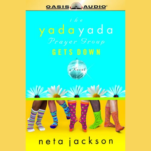 The Yada Yada Prayer Group Gets Down cover art