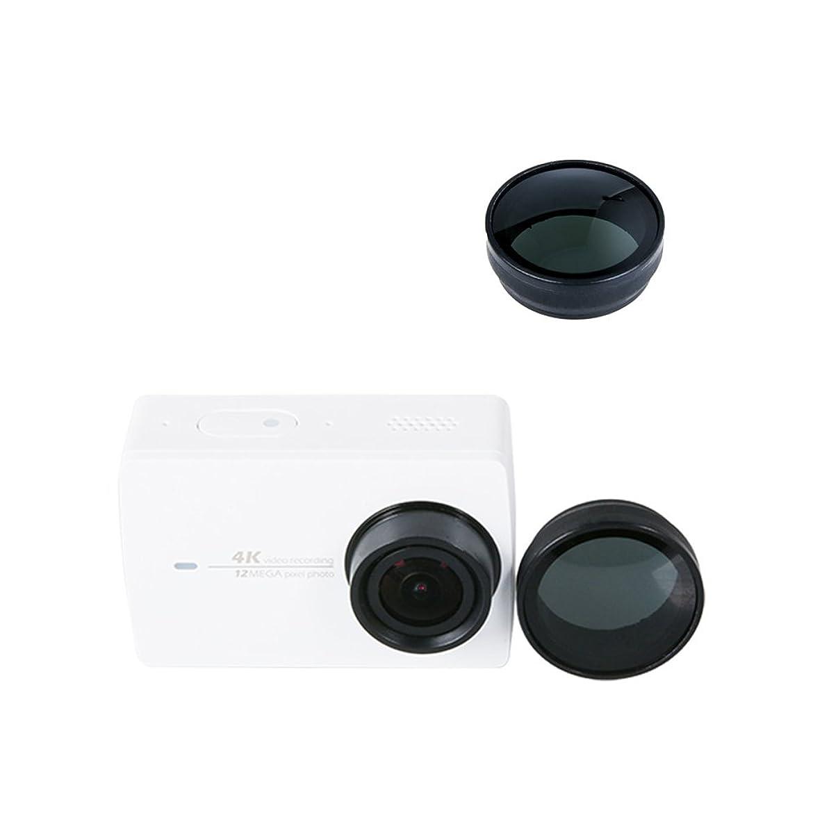 Meijunter Neutral Density ND Filter Lens Protector Cap For Xiaomi Yi 2 4K Action Camera