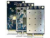 AIRETOS AEX-AR9580-NX Wide-Operating Grade Wireless, Atheros Reference Design XB116, 450Mbps 3T/3R Dual Band, Full Length, mPCIe Interface