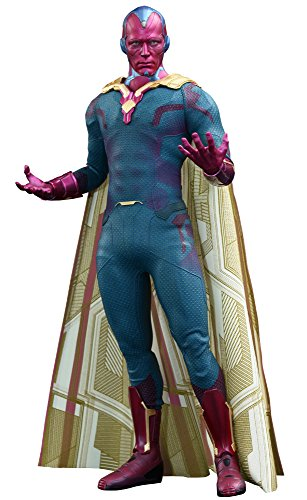 Hot Toys Figurine Avengers 2 Vision 1/6