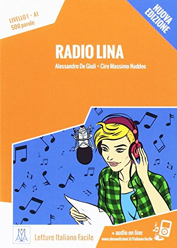RADIO LINA+MP3@: Radio Lina. Libro + online MP3 audio