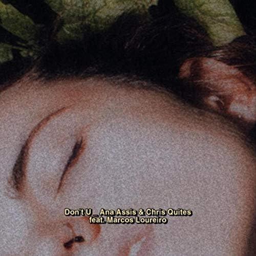 Ana Assis & Chris Quites feat. Marcos Loureiro