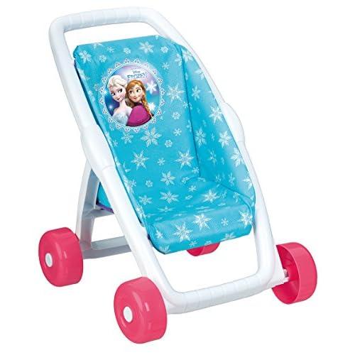 Smoby Disney Frozen Primo Passeggino, 7600250245