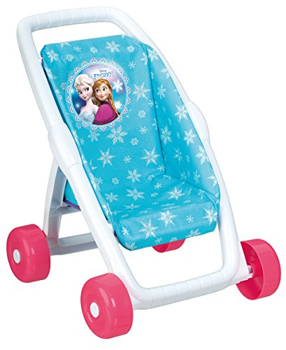 Smoby 250245 - Frozen Mein erster Puppenwagen