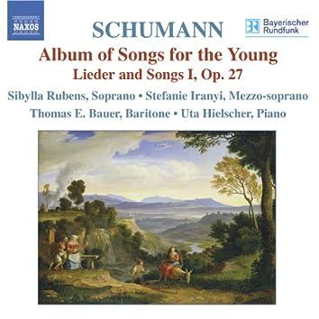 Schumann: Lied Edition, Vol. 3: Lieder-Album Fur Die Jugend, Op. 79 - Lieder Und Gesange I, Op. 27