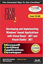 Mcad Developing and Implementing Windows-Based Applications