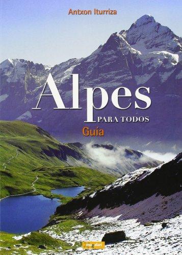 Alpes para todos - guia (+ mapa)