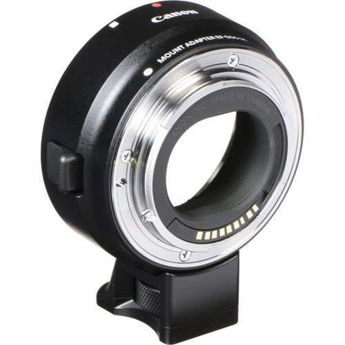 Canon EOS M Mount Adapter for Canon EF & EF-S Lens on EOS M DSLR Camera