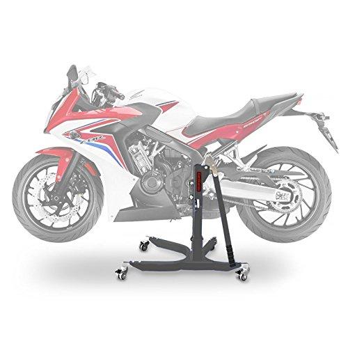 Bequille d'atelier Centrale ConStands Power pour Honda CBR 650 F 14-18 Gris