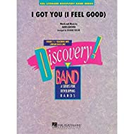 I Got You (I Feel Good) - Concert Band/Harmonie - SET