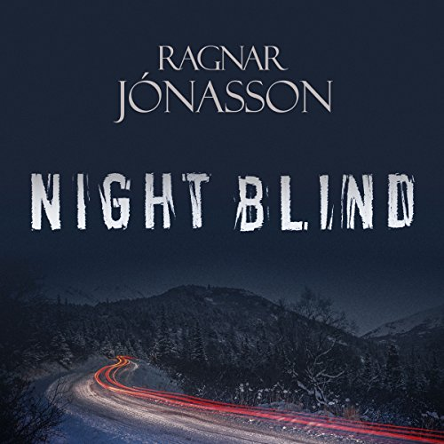 Nightblind audiobook cover art