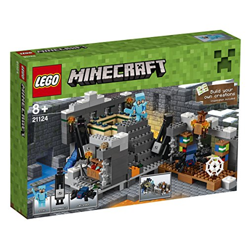 LEGO Minecraft 21124 - Das End-Portal