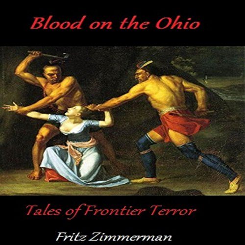 Blood on the Ohio audiobook cover art