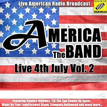America Live 4th July Vol. 2 (Live)