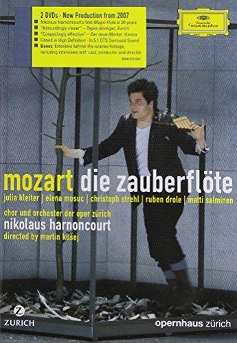 Mozart: Die Zauberflöte by Julia Kleiter